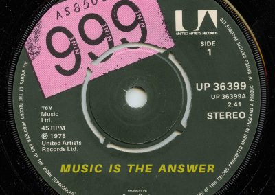 portada music is the answer